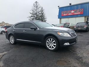 2009 Lexus LS 460 NAV/LEATHER/MOONROOF/ AWD