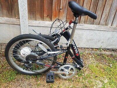 20 Inch Unisex folding bike used