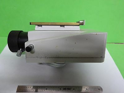 Microscope Part Leitz Germany Fluorescence Nosepiece Optics As Is Bin11-e-10