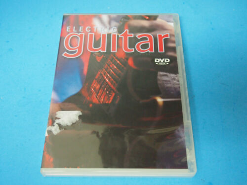 Electric Guitar DVD by Hinkler Books - Used