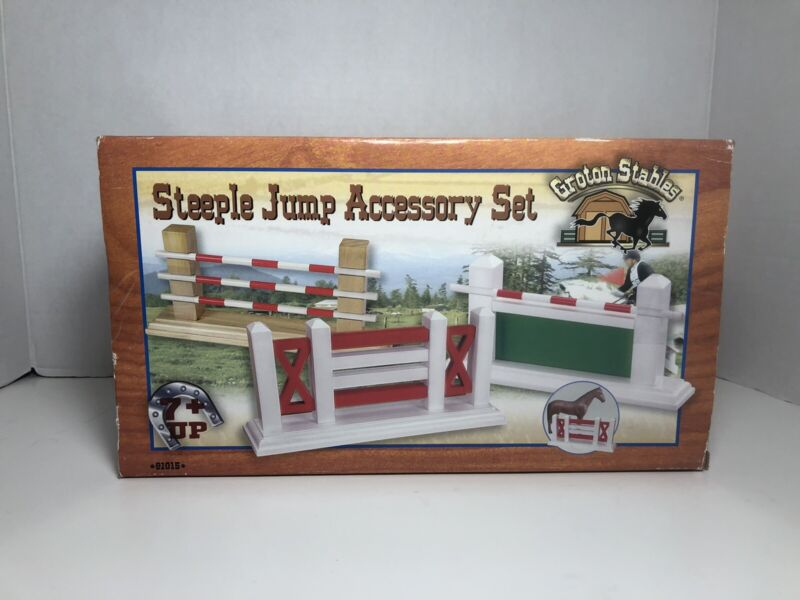 Groton Stables - Stable Jump Accessory Set - Saddlers Row - Preowned