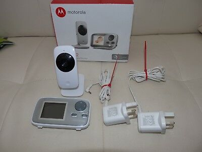 Motorola MBP482 2.4 Inch Baby Video Monitor.