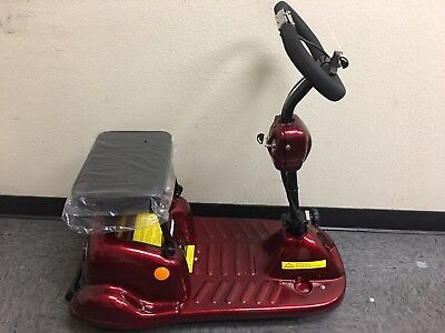 Handicap 3 Wheel Scooter adult rechargeable soleus mobility freedom pick up too