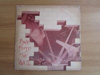 PINK FLOYD - The Wall Korea 2 LP Record