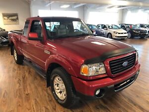 2009 Ford Ranger Sport 4X4 (leather/power group)