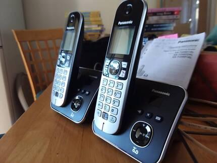 Telephone hands free Panasonic