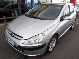 2005 Peugeot 307 Hatchback