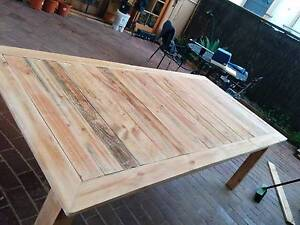 Kitchen/ Dining Table / Outdoor table - PALLET FURNITURE Thebarton West Torrens Area Preview