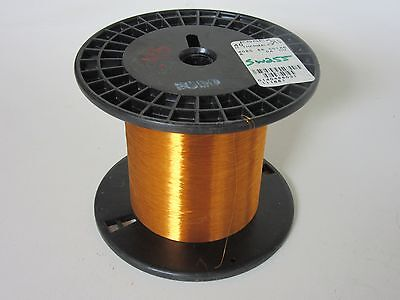 40 Awg  7.2 Oz. Essex Thermalex Heavy Enamel Coated Copper Magnet Wire