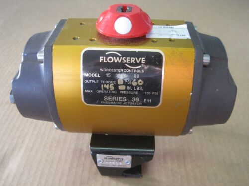 Flowserve Worcester Controls Model 15 Series 39 Pneumatic Actuator MK 508