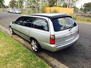2003 Holden Commodore Wagon 3M REGO+3YRS WARRANTY+1YR RSA Ingleburn Campbelltown Area Preview