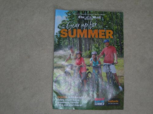 Gear+up+for+Summer+Cycling+Guide+A5+Magazine+Mail+New