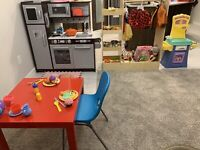Daycare spots for ages 12months to 12 years old/River Park