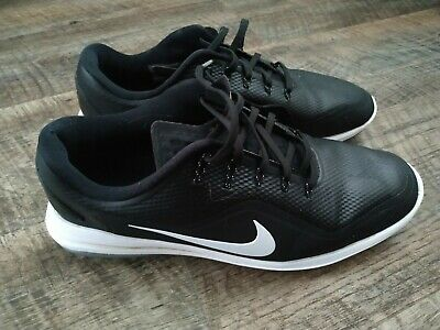 Nike Lunarlon Golf Shoes Size UK 10
