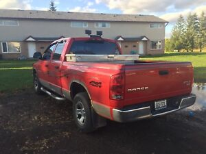 2004 ram 1500 4x4 AS IS