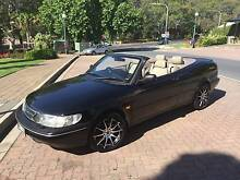 1997 Saab 900 Convertible Vista Tea Tree Gully Area Preview