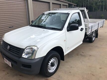 Holden Rodeo tray back Ute