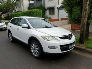 2008 Mazda Cx-9 Luxury 6 Sp Auto Activematic 4d Wagon