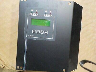 Ge Zenith Mx200 Microprocessor Auto Transfer Switch Controller