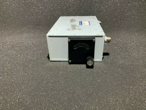 Telonic Berkeley TTF 1000-5-5EE Tunable Bandpass filter