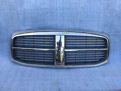 2006 2007 2008 Dodge RAM front bumper grille