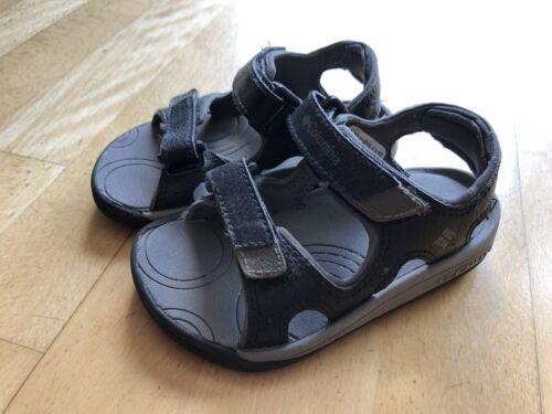 Columbia Outdoor Wander Sandalen Schuhe Gr. 25 Schwarz
