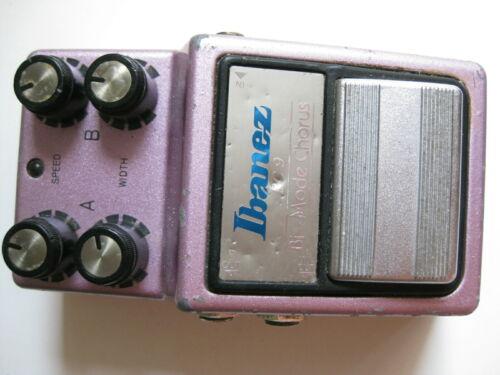 Vintage 1984 Ibanez BC9 Bi-Mode Chorus Guitar Effect Pedal