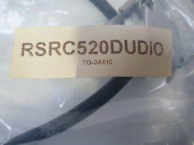 Epson Seiko Rsrc520dudio Tran Scara Robot Interface Cable R5trolley.4b1