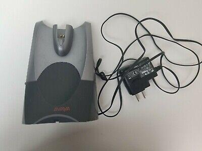 Avaya AWH55+ Wireless Headset Base With Power Adapter Wireless Headsets Avaya Phones