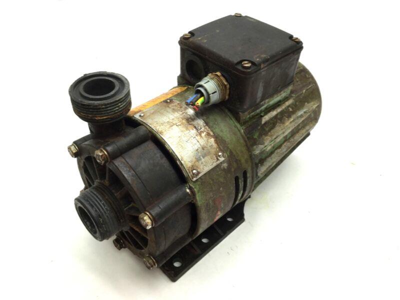 Sondermann RM-PP-8/80-30 Magnetic Drive Pump 80 L/min 203/360VAC 50Hz 1.36/0.79A