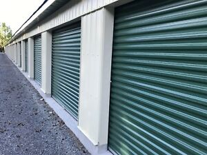 BRAND NEW SELF STORAGE UNITS. LOW RATES. AVAILABLE NOW.