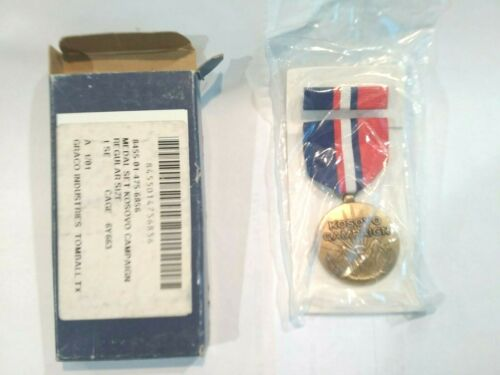 Medal Set KOSOVO Campaign Set, New In Box