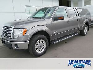2013 Ford F-150 Lariat Nav. Moonroof. Trailer Tow.
