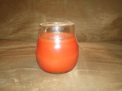 Longaberger Spiced Caramel Candle Jar