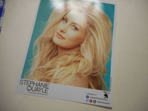Stephanie Quayle Color  Publicity Photo