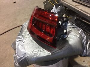 Audi A4 Tail light(fender) Left side