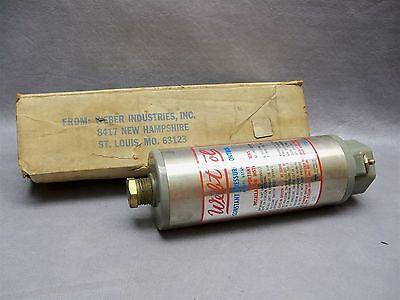 Weber Webtrol 60ta9 Constant Pressure Control Water