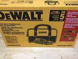 Dewalt 5ah battery kit 20v