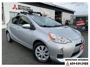 2014 Toyota Prius c Base; No accidents or claims!