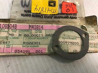M41814 Genuine John Deere Gasket  Replaces M152703