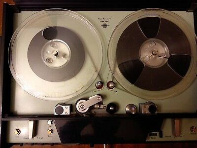 Set Bruel Kjaer Reel Tape Recorder 7003 Power Supply 2808 Mic Manual More
