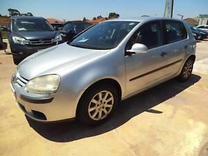 2004 Volkswagen Golf Hatchback 2.0ltr FSI AUTO $5990