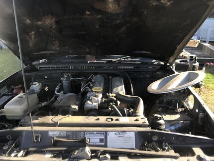 land Rover discovery 300 tdi engine