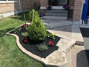 Yard Clean Ups, Excavation, Weeping Tiles, Landscaping and More
