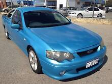 2005 Ford Falcon XR6 BA MKII Manual Ute (LOW KMs) Kenwick Gosnells Area Preview