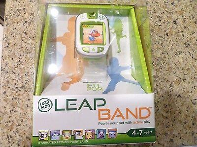 (NEW!) LeapFrog Leap Frog Leap Band LeapBand - Green  Item # 19263