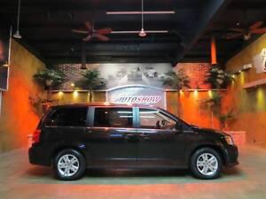 2018 Dodge Grand Caravan Crew+ Pwr Sldrs, Htd Steering & Lthr, N