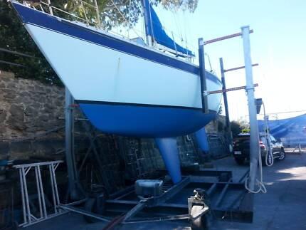 Peterson 30 Yacht for urgent sale