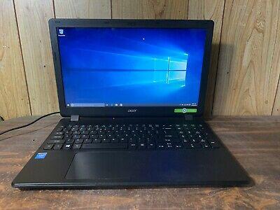 "Acer Aspire ES1-512 15.6"" Win 10 Media Laptop Intel CPU 4GB Ram 500GB HDMI USB3"