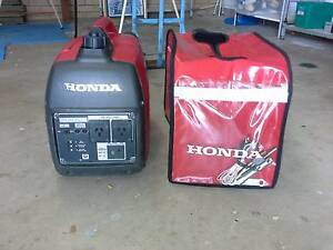 HONDA EU20i  GENERATOR AND COVER. Wurtulla Maroochydore Area Preview